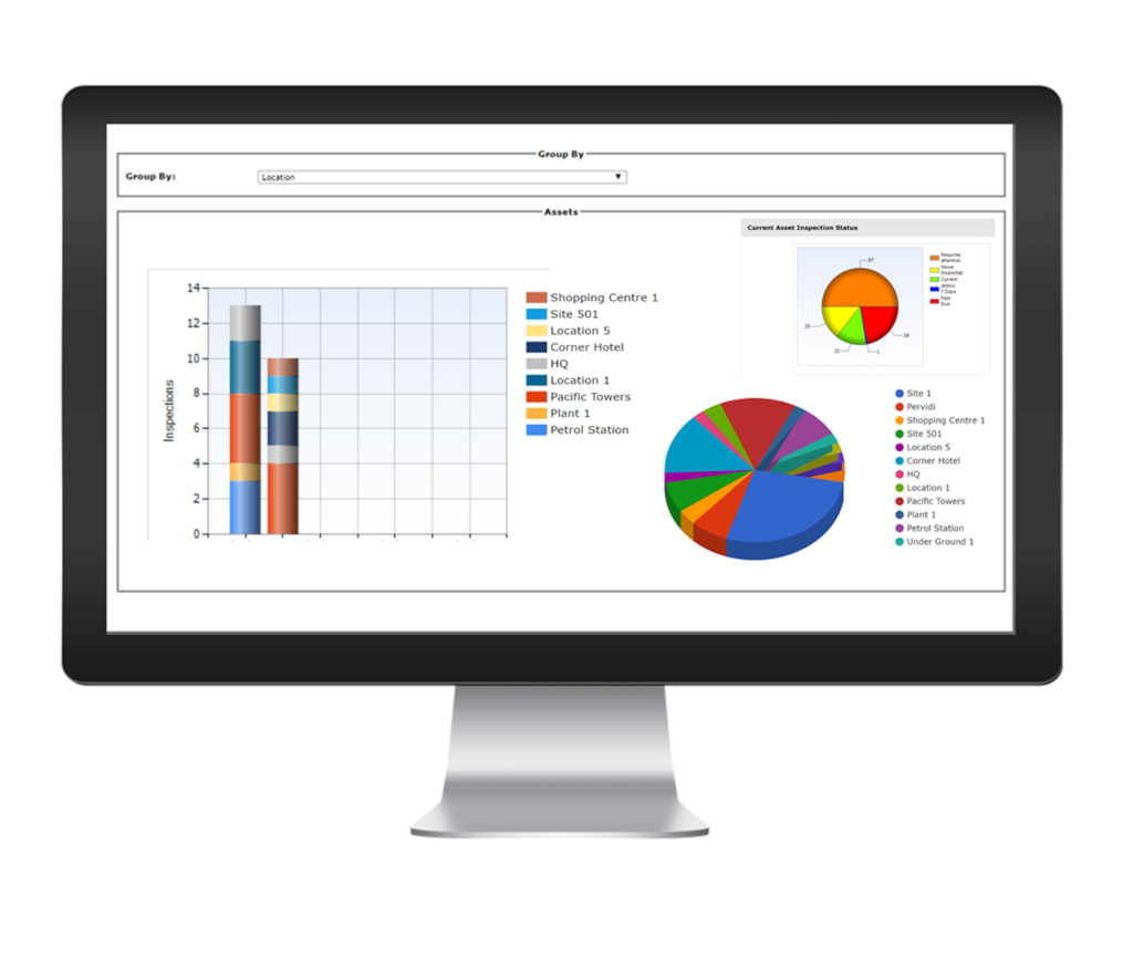 analysis overview CMMS software info pervidi inspection